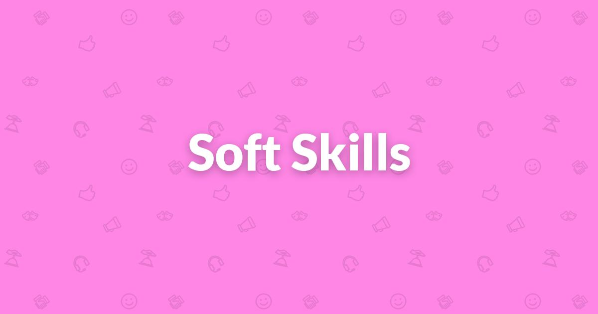 soft skills definition en español