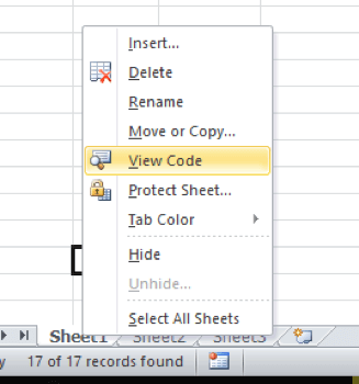 Excel vba advanced filtering tutorial goskills another way to trigger a vba macro is to get excel to automatically trigger whenever a sheet is updated in other words when you add update or change a ibookread Read Online