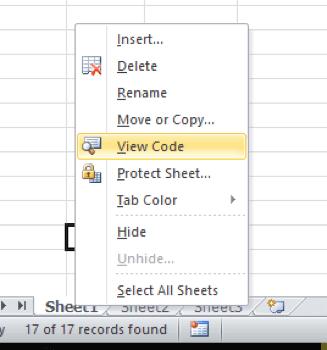 Excel VBA - Advanced Filtering Tutorial | GoSkills