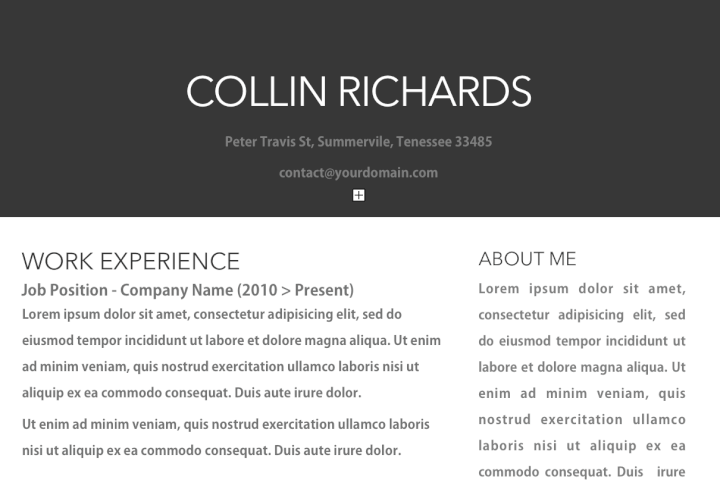 50 Free Microsoft Word Resume Templates Thatll Land You the Job